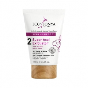 Super Acai Exfoliator - peeling do twarzy Eco by Sonya