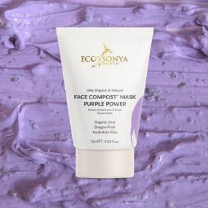 Eco by Sonya - maska odżywcza Face Compost Purple Power Mask