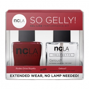 NCLA Zestaw So Gelly! Rodeo Drive Royalty