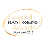 Nagroda Swedish Beauty & Comsetics Awards 2015