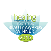 Nagroda Healing Earth Day Beauty 2015
