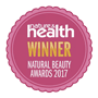 Nature & Health Natural Beauty Awards