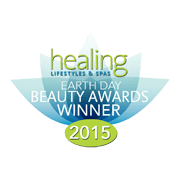 Healing Earth Day Beauty Award