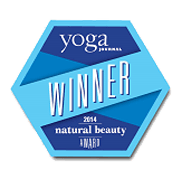 Yoga Journal - Natural Beauty Awards